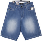 Big And Tall Southpole Men's Denim Jean Shorts 9007-3236 Relaxed Fit
