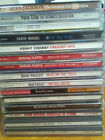 🔥 You choose ~ Country Music CDs - $3 shipping, any amount! Garth, Brad, Clint