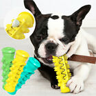 Dog Toy Dog Chew Toys Interactive Rubber Toothbrush For Small Medium Large Dogs
