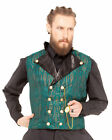 Men's Inspector Ebeneezer Vest Steampunk, High quality hand crafted one by one