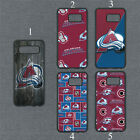 Colorado Avalanche Phone Case For Samsung Galaxy S20 S10 S9 S8 Note 10 9 8 Cover $14.95 USD on eBay