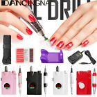 LCD 30000rpm Rechargeable Electric Nail Drill Machine Flie Manicure Pedicure
