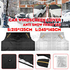 Magnet Car Windshield Cover Sun Shade Snow Ice Dust Frost Removal Truck SUV US
