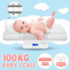 10g/1oz 100KG Toddler Baby Scale Digital Pet Scale LCD Display USB Charging
