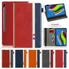 For Samsung Tab S6 10.5 T860/T865 Luxury Leather Flip Card Slot Stand Case Cover