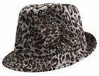 Top Headwear Womens Glitter Sparkle Fedora Hat