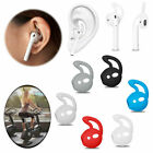 Soft Rubber Ear Hooks Earbud Holder Cover For Apple Airpods Air Pod Accessories