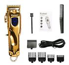 Kemei Professional Rechargeable Cordless Hair Clipper Trimmer Machine For Men