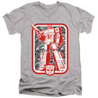 The Transformers Autobot 80's Cartoon Officially Licensed Adult T-Shirt