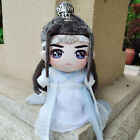 The Untamed Yibo Lan Wangji 20cm Doll Clothes Ancient Costume Clothing Props