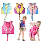 Kids Life Jacket Universal Swimming Boating Ski Foam Vest Safety age 2-6 years