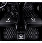 For Mercedes-Benz 2004-2020 Luxury Waterproof Front & Rear Liner Car Floor Mats