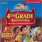 Educational Adventure CD's for Windows or Mac Computer Ages 3 - 12 VGC