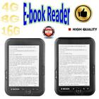 Mini Portable 6inch E-book Reader Multilingual Reader Long Standby Time Reader