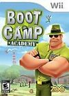 .Wii.' | '.Boot Camp Academy.