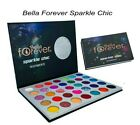 Bella Forever Sparkle Chic 35 PIGMENTED COLORS Palette - Authentic & New