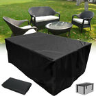 Au 9 Size Waterproof Furniture Cover Outdoor Garden Yard Patio Table  Ab