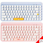 ACTTO Kakao Friends Retro Mini Wireless Keyboard-Ryan Apeach,Eng/Kor