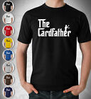 The Cardfather Referee T Shirt Gift