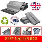 Strong Grey Mailing Bag Poly- 6.5