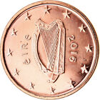 [#766008] IRELAND REPUBLIC, Euro Cent, 2016, UNZ, Copper Plated Steel