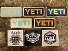 Yeti Stickers - Various Styles & Colors