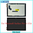 AAA LCD Touch Screen Digitizer Assembly For Microsoft Surface Pro 2 3 4 5 6 7