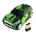 Car wireless mouse BMW Mini Cooper USB Computer Mouse for PC Notebook Xmas Gift