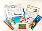Elf+Christmas+Gift+Box+Filler+Pack+Includes+Letters+to+%26+from+Santa+Xmas+6+Items