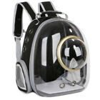 Travel Pet Backpack Carrier Airline with Bubble window for Cats and small Dogs