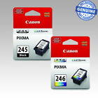 Canon PG-245 CL-246 Ink Cartridges Black Color TR4520 TS3320 MG2525 MG2522 TS302