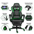 Luxury Executive Office Racing Gaming Massage Chair Swivel Computer Desk Chair