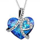 Personalized Mom Necklace Women Pendant Chain 925 Silver Charm Mothers Day Gifts