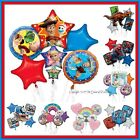 Anagram Balloon Bouquet 5 Foil Balloons Includes 1 Supershape! Happy Birthday!
