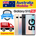 Samsung Galaxy S10 5g As New G977 512 256gb Unlocked Genuine Android Smartphone