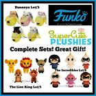 Funko SuperCute Plushies Complete Sets Wonderful Gift Soft Hugs Toy Plush