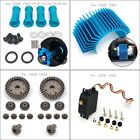 Alloy Upgrade Parts Set For Wltoys/feiyue 12428 12423 Rc Vehicle Car Accessories