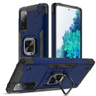 For Samsung Galaxy S20 FE 5G/Fan Edition Silicone Case Cover with Stand Holder