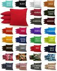 Top Quality - Set of 8 Cornhole Bags with Tote - 25+ Colors - Corn Filled!