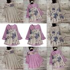 Top Tops New Floral Fashion Pullover Womens Casual Solid Elegant T-Shirt O Neck