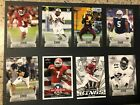 2020 LEAF DRAFT FOOTBALL CARDS YOU CHOOSE RC'S NFL CARD FREE SHIPPING