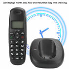 Corded Telephone Desktop Phone Caller ID Answering Machine Landline Home Office