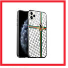 Luxury Case For iPhone 12 11 7 8 Pro Max XS  XR SE  Protective Hybrid Bee GG