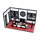 Grandmaster of Demonic Cultivation Wangji Wuxian Bedroom Scene Model DIY Kit Cos