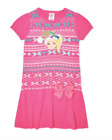 Jojo Siwa Knit Sweater Dress NWT Pink 4-5 6-6X 7-8 10-12 Pink