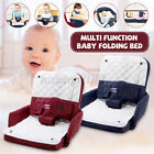 5-IN-1 Multifunctional Portable Baby Separated Sleep Travelling Cushion Bed