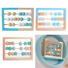 Baby Math Toy Wooden Abacus Small Numbers Counting Calculating Beads