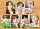 BTS BE Deluxe Edition Ver. Official PAJAMA Photocards Select Member