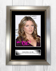 Diana Krall 1 A4 reproduction autograph photograph poster with choice of frame