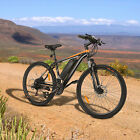 VIVI@ Electric Bike 26'' Mountain Bicycle 350W Adult EBike 10.4A Lithium Battery